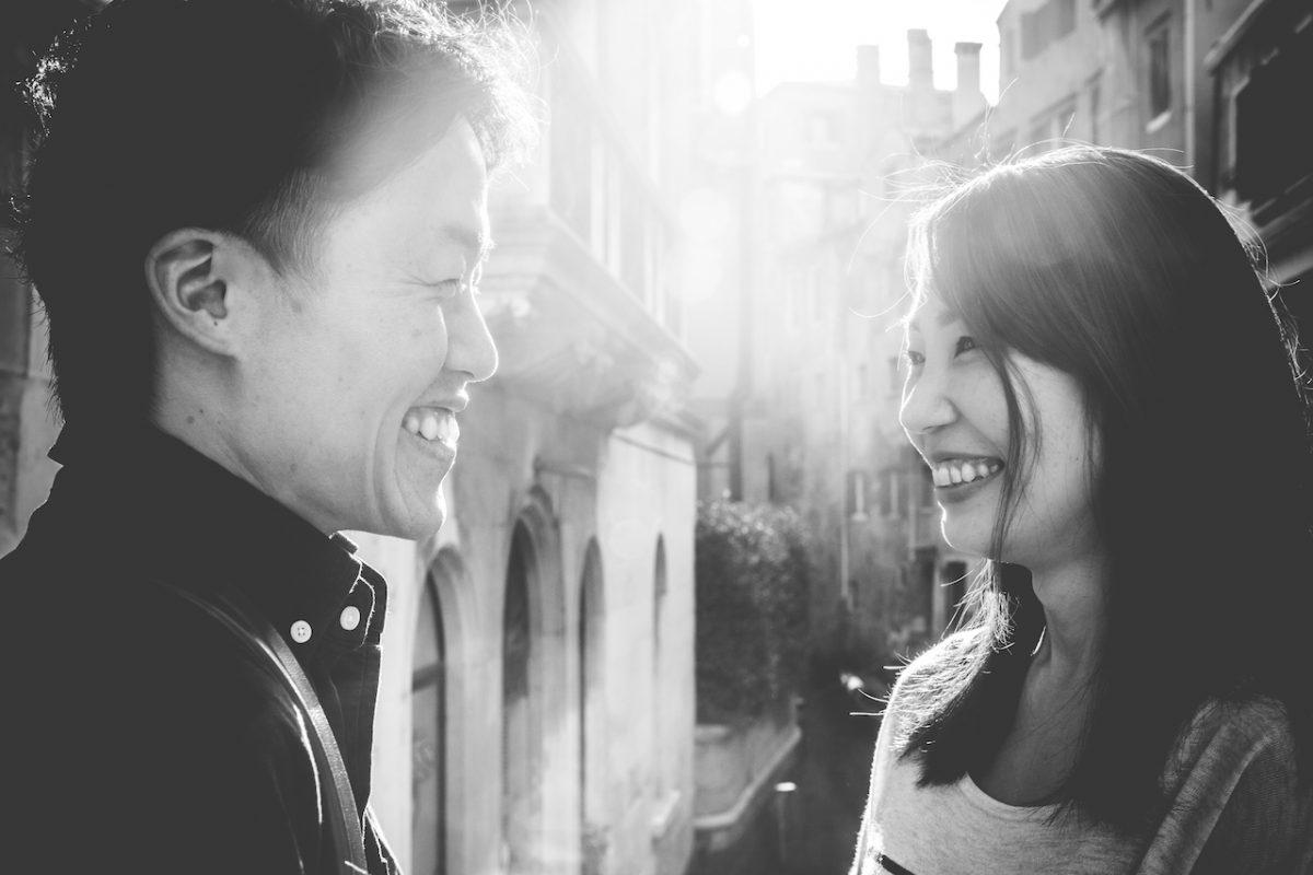 servizio fotografico viaggio di nozze a Venezia