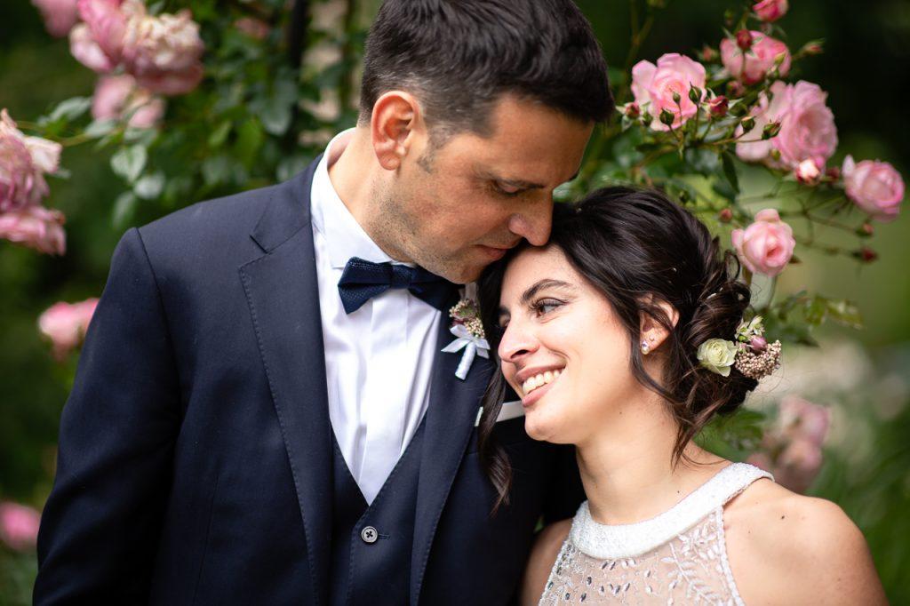 foto coppia matrimonio trieste