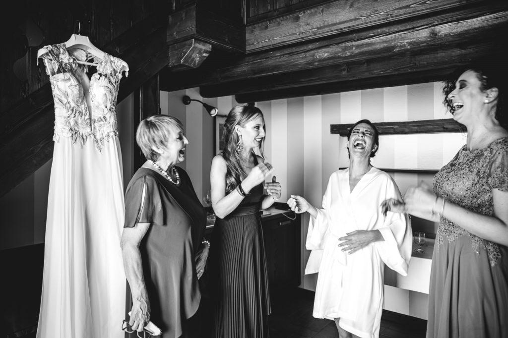 Foto di matrimonio in Friuli - preparativi sposa - wedding photographer