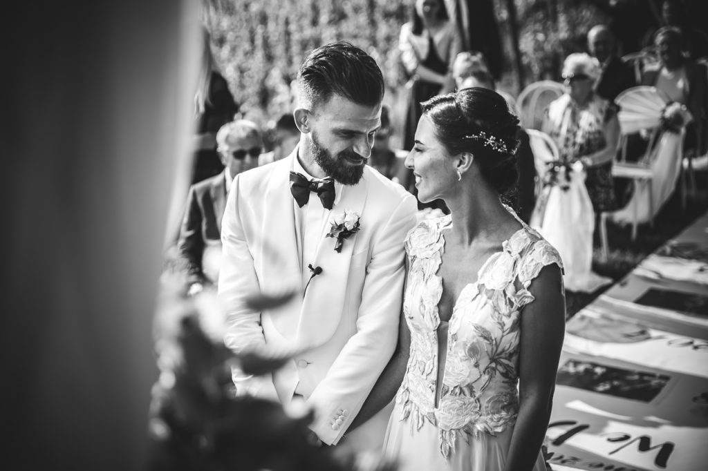 Foto di matrimonio in Friuli - cerimonia civile - wedding photographer